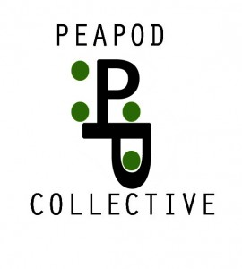 Peapod collective Logo M