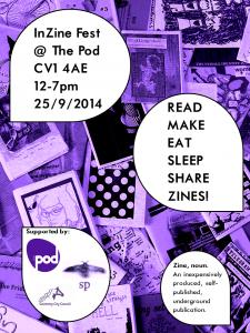 InZine Fest - poster