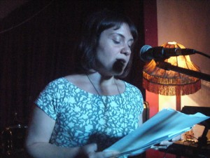 Maria Taylor of Nine Arches Press